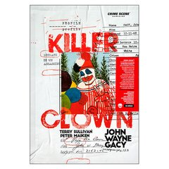 Killer Clown Profile: Retrato de um Assassino (Terry Sullivan, Peter T. Maiken)