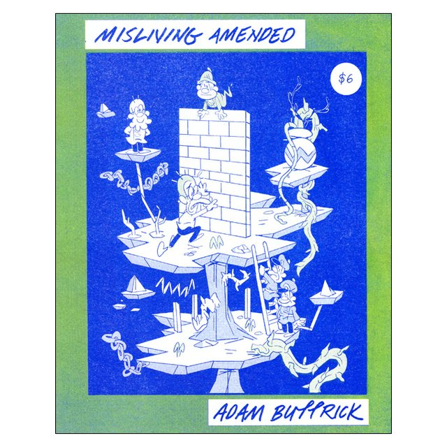 Misliving Amended (Adam Buttrick)
