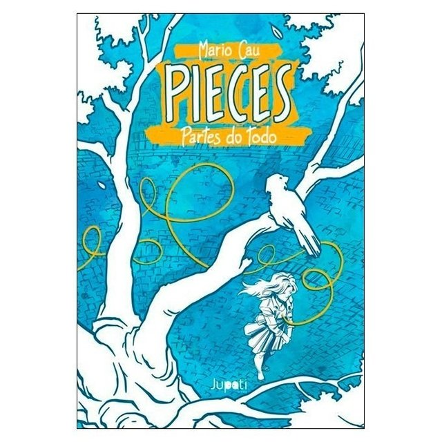 Pieces: Partes do Todo (Mario Cau)