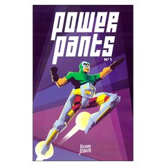 Power Pants #1 (Ricardo J Souza)