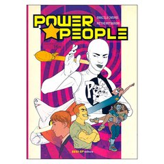 Power People (Marcelo Campos, Pietro Antognioni)