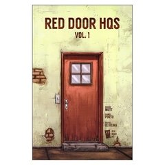 Red Door HQs Vol. 1 (Bruno Mutt, Daniel Porto, Rafael Oliveira)