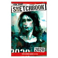Sam Hart Sketchbook 2020 (Sam Hart)