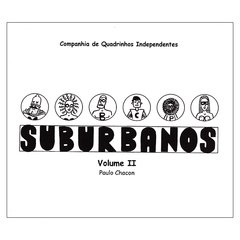 Suburbanos Volume II (Paulo Chacon)