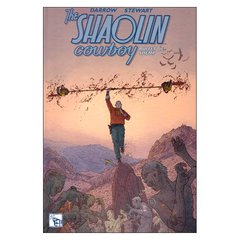 The Shaolin Cowboy: Buffet de Shemp (Geof Darrow)