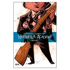 Umbrella Academy Vol.2 - Dallas (Gerard Way, Gabriel Bá)