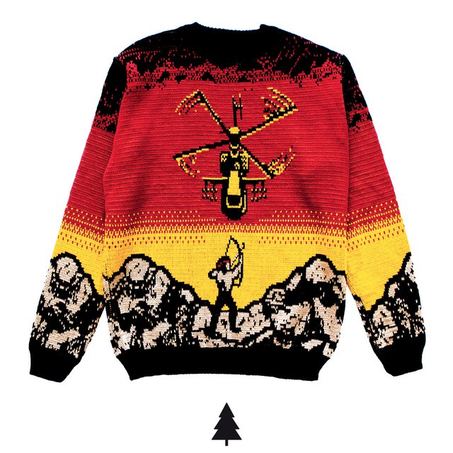 Apache Sweater