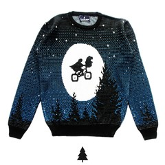 Phone Home Sweater
