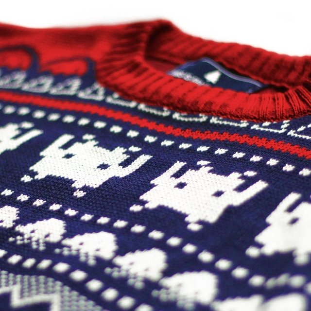 Invader Sweater - comprar online