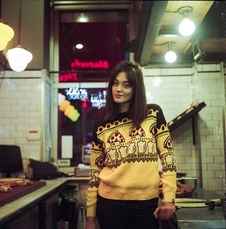 Pizza Birra Sweater - This Is Feliz Navidad