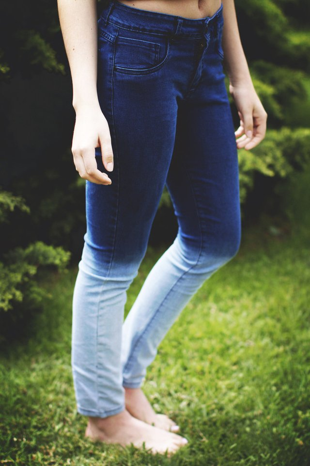 The Cotton Candy - Jean for Women