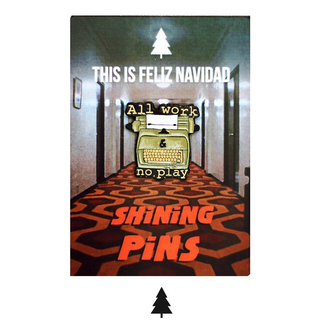 Shining Pins - This Is Feliz Navidad
