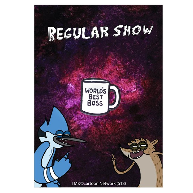 Image of Regular Show Pins
