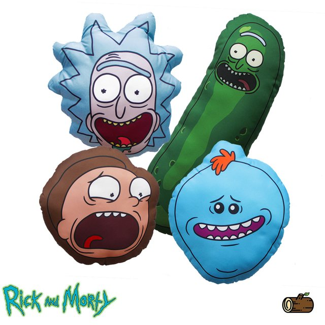 Rick & Morty Pillow Combo - comprar online