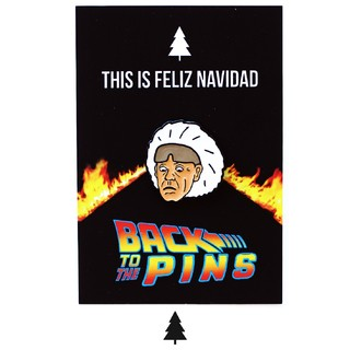 Back to the Pins - This Is Feliz Navidad
