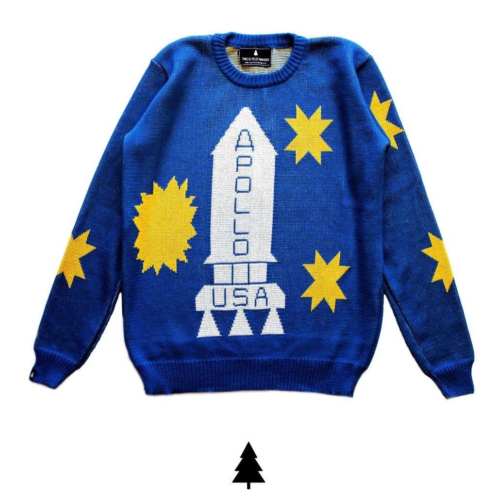 El Resplandor Sweater - This Is Feliz Navidad 5db9917c8daa0