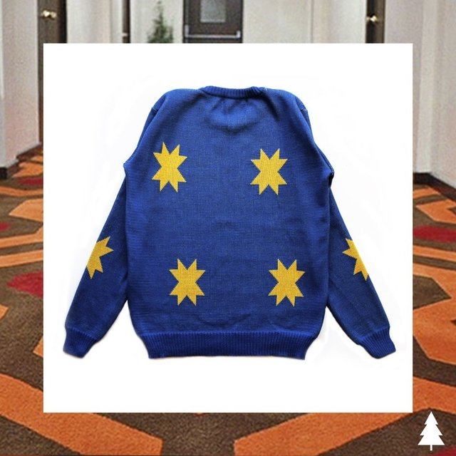 The Shining Sweater - This Is Feliz Navidad