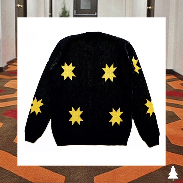The Shining Sweater (Black) on internet