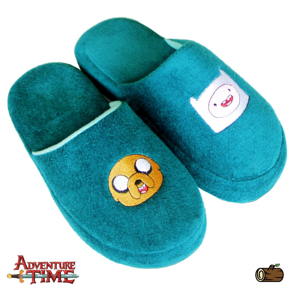24cc0caea12a69 Adventure Time Slippers - Buy in This Is Feliz Navidad