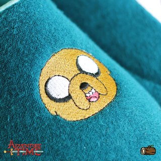 Adventure Time Slippers on internet