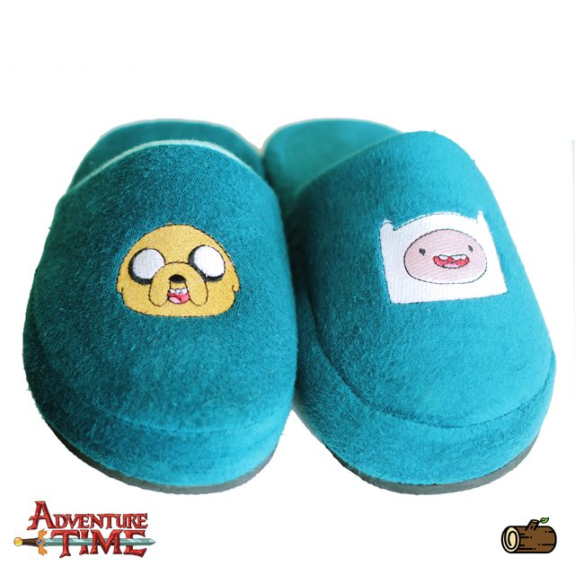 Imagen de Adventure Time Slippers