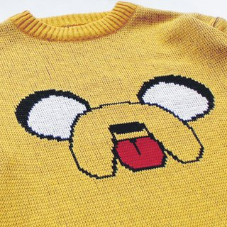 Jake Sweater en internet