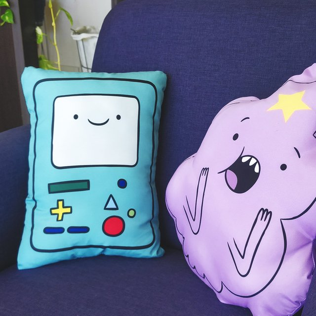 BMO Pillow - This Is Feliz Navidad