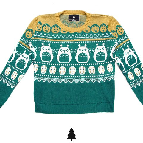 My Neighbor Sweater