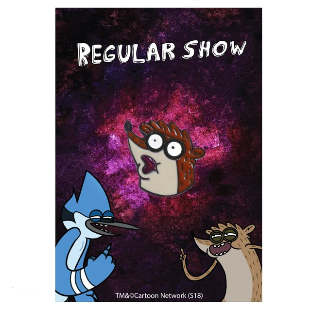 Regular Show Pins en internet