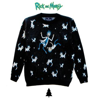 Rick & Morty Sweater - comprar online