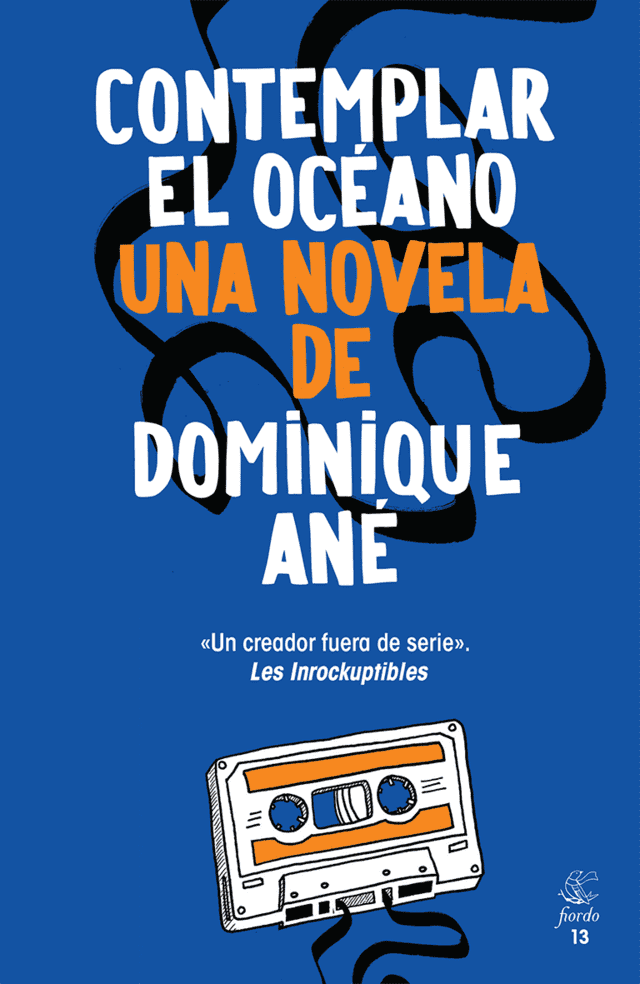 Contemplar el océano, de Dominique Ané