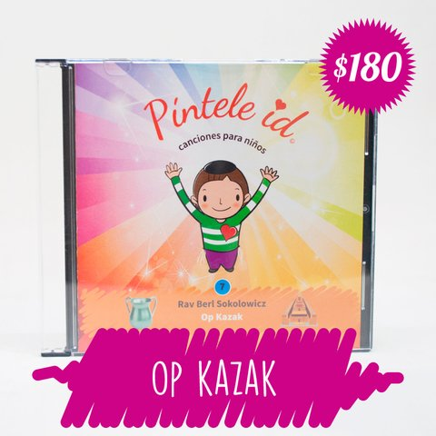 CD - Pintele Id Vol 7   Op Kazak