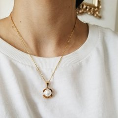 Collar Something Pearly - comprar online