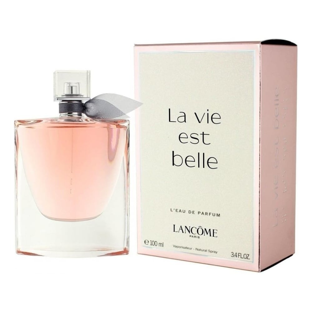perfume de lancome la vida es bella