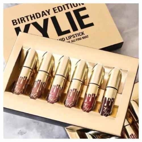 Labiales Birthday Edition Kylie Jenner - comprar online