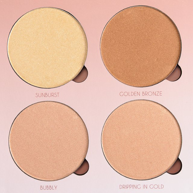 Paleta Anastasia Beverly Hills - That Glow en internet