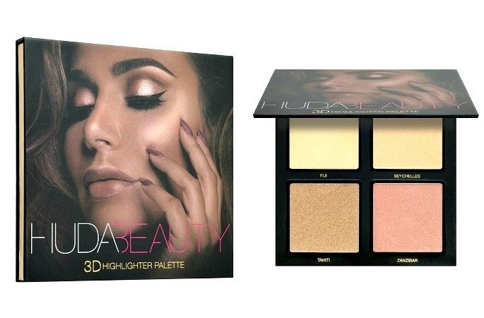 Iluminador 3d Highlighter Huda Beauty