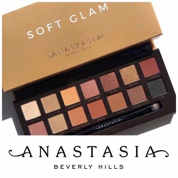 Paleta Anastasia Beverly Hills  - Soft Glam