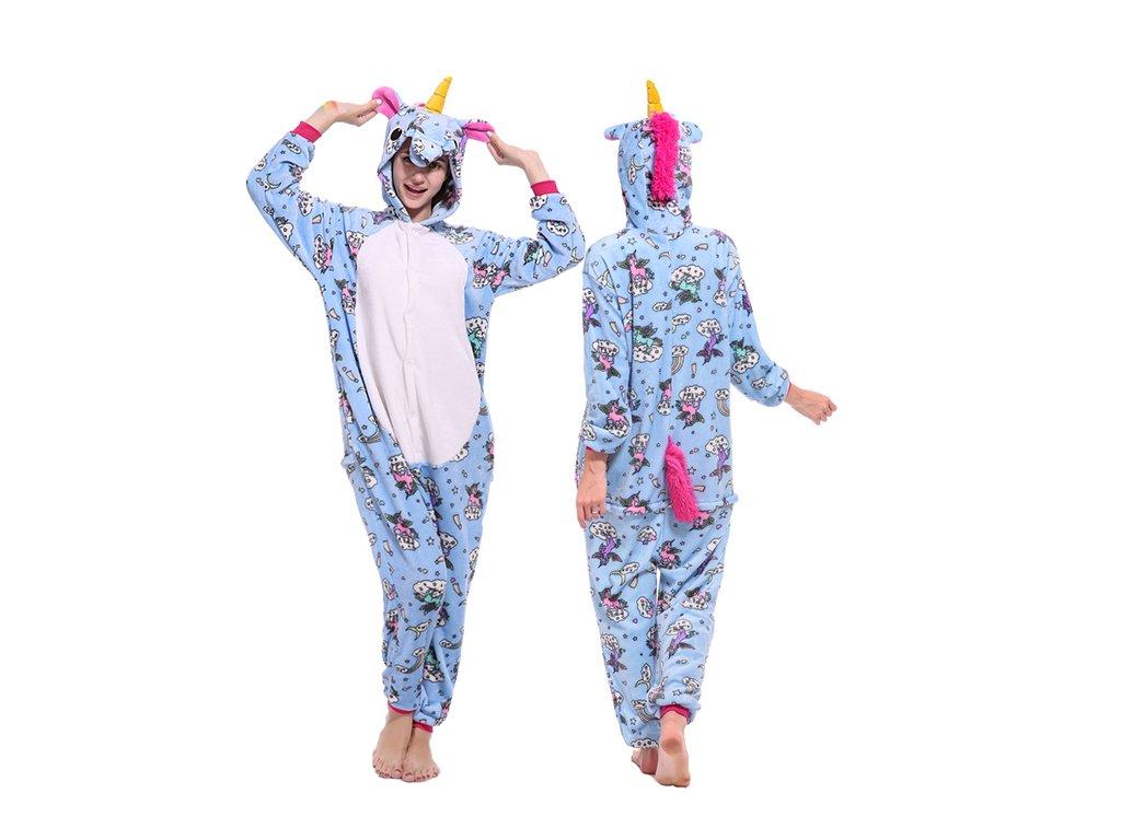 Pijama Kigurumi  Onesie Unicornio