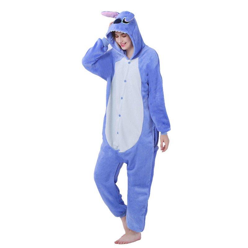 Pijama Kigurumi  Stitch Unicornio