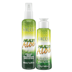 Kit SOS Spray Gel Multi Aloe RACCO