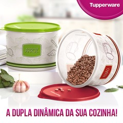 Tupper Caixa Arroz Colors 2Kg TUPPERWARE - comprar online