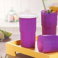 Copo Colors Roxo 355ml TUPPERWARE - comprar online