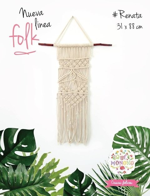 TAPICES MACRAME GRANDES