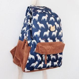 Mochila Bull Dog en internet