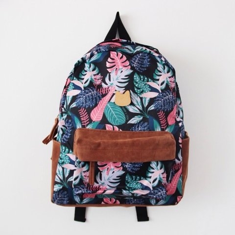 Mochila Tropical en internet
