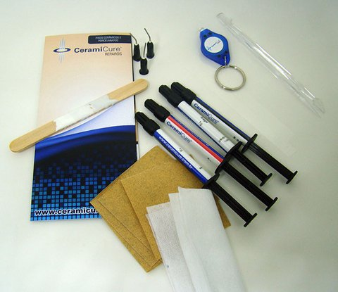Repair Kit for Floors Ceramics and Porcelain