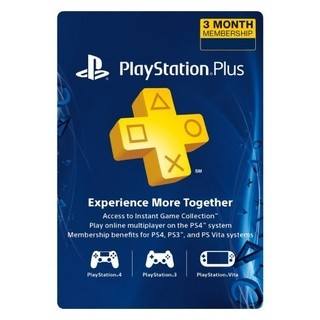 Ps Plus 3 meses - USA