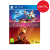 Disney Classic Game AlaDdin + El rey leon PS4 en internet