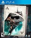 Batman Rreturn To Arkham Ps4 cover